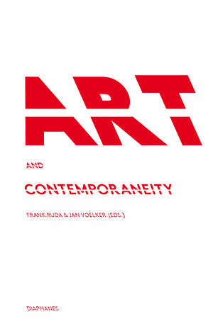 Frank Ruda (Hg.), Jan Völker (Hg.): Art and Contemporaneity