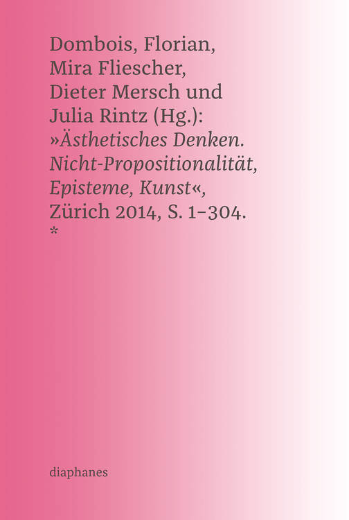 Mira Fliescher, Julia Rintz: Tool-Box